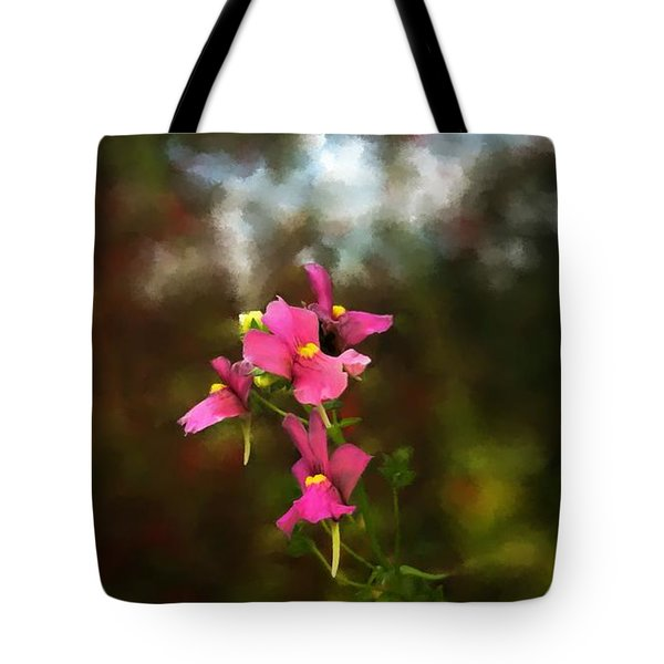 Just 1 In The Pink Tote Bag