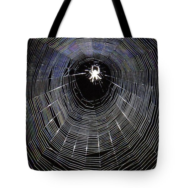 In The Web Tote Bag