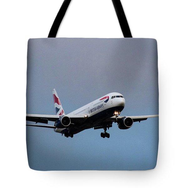 Inbound Tote Bag