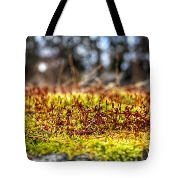 Inchoate Tote Bag