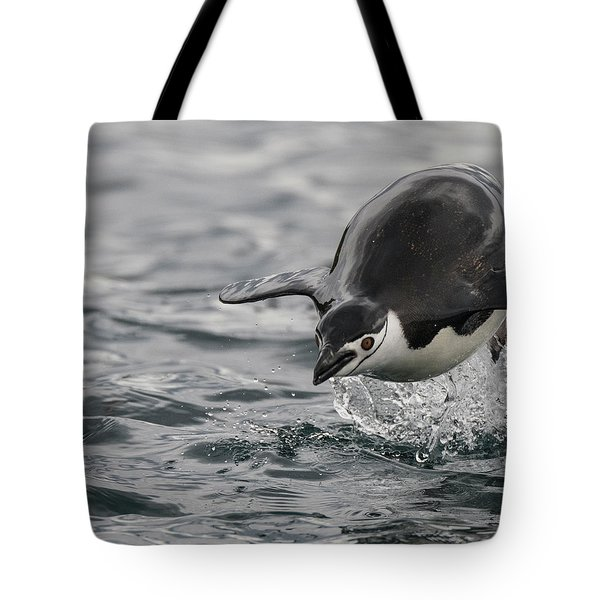 Incoming Tote Bag
