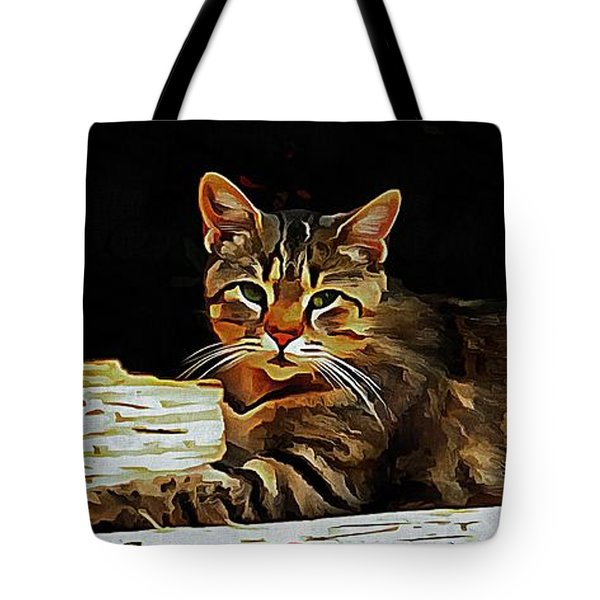 Tote Bag featuring the photograph Indecision Rules Okay by Dorothy Berry-Lound