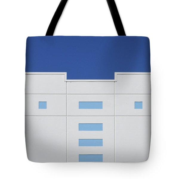 Industrial Minimalism 38 Tote Bag