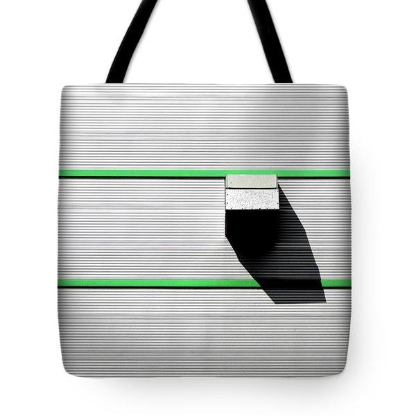 Industrial Minimalism 47 Tote Bag