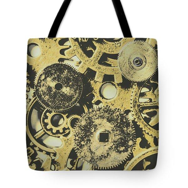Industrialised Tote Bag