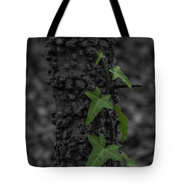 Industrious Ivy Tote Bag