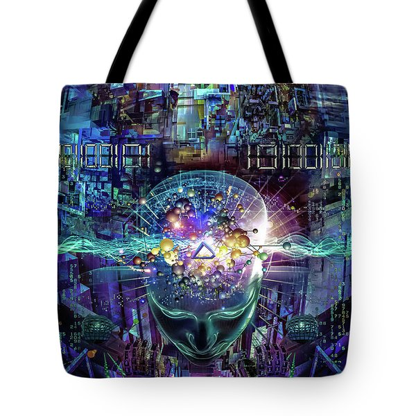 Infinite Freedom Tote Bag