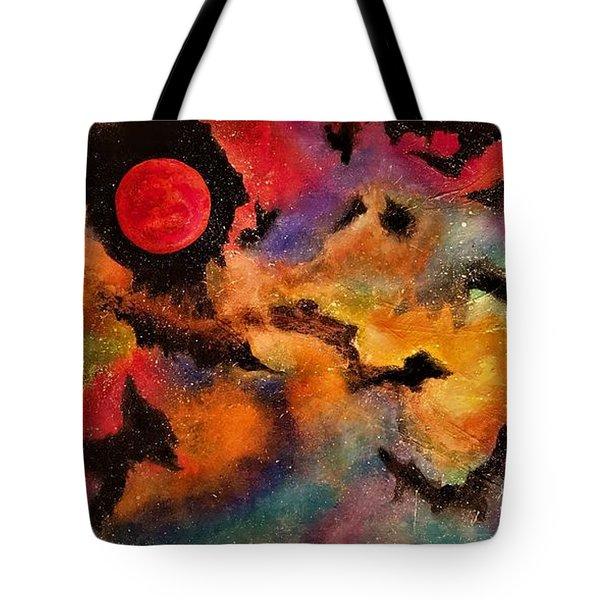 Infinite Infinity Tote Bag