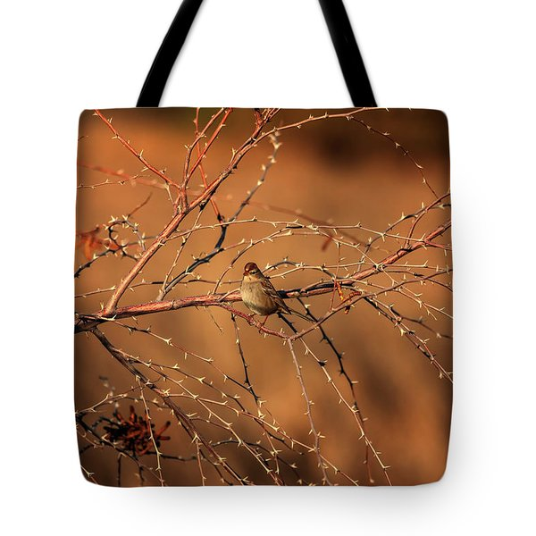 Inhospitable Tote Bag