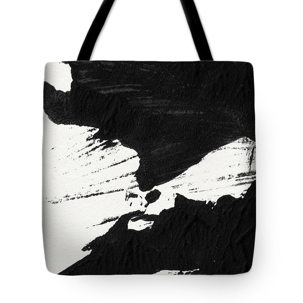 Ink Wave 1- Art By Linda Woods Tote Bag