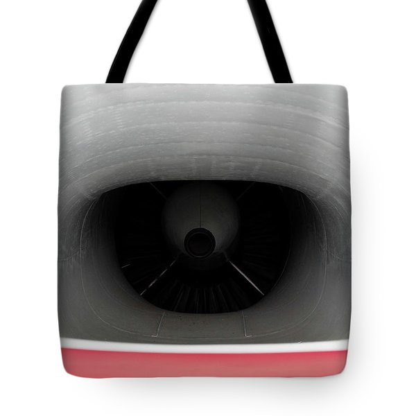 Tote Bag featuring the photograph Inlet II by Whitney Goodey