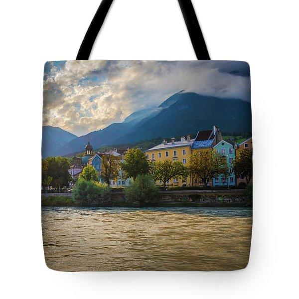 Inn River Tote Bag