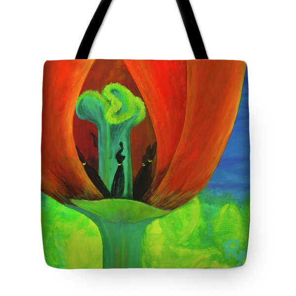 Inner Beauty - The Ritual Tote Bag