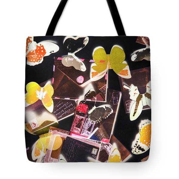 Inspiration Delivery Tote Bag
