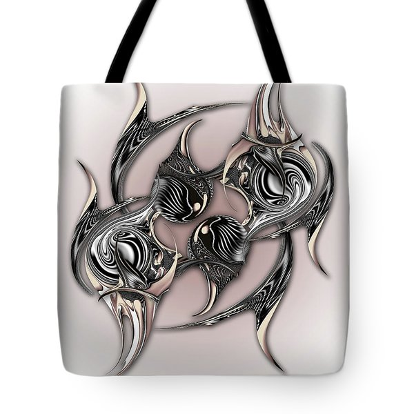 Interfering Reality Desire Tote Bag