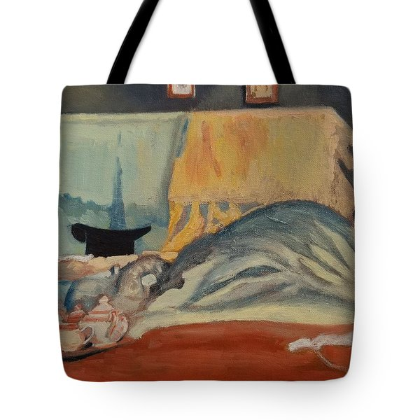 Inspired By Mary Tote Bag