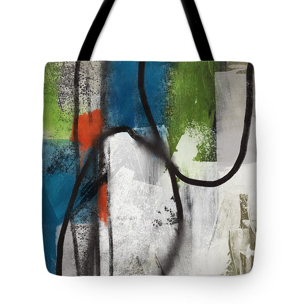 Intersection 40- Art By Linda Woods Tote Bag