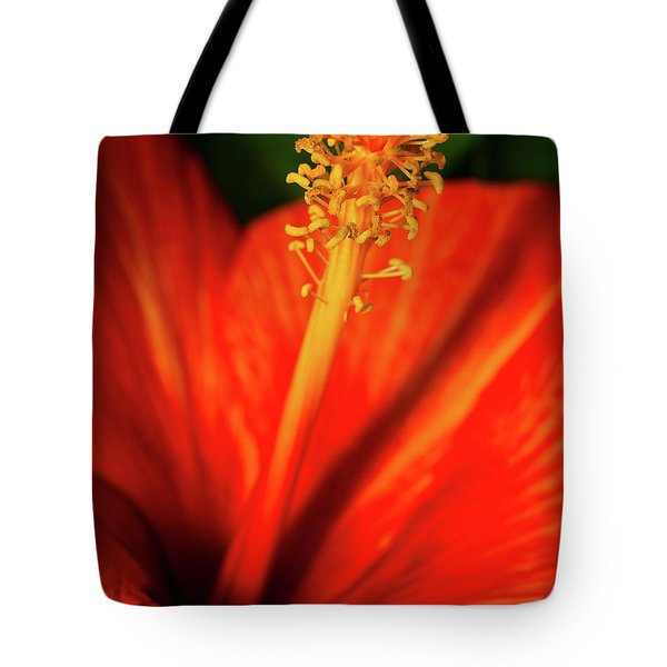 Into A Flower Tote Bag