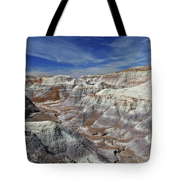 Into The Past Tote Bag