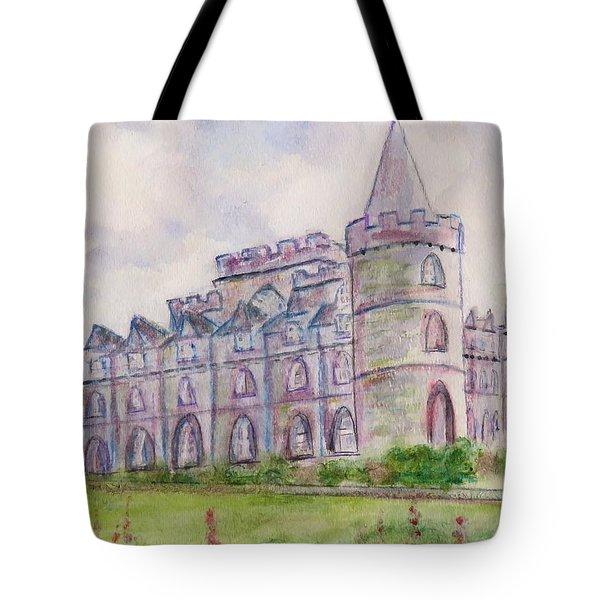 Inverary Castle Tote Bag