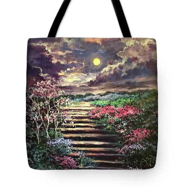 Invitation To Heaven Tote Bag