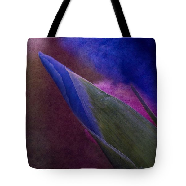 Iris To The Point Tote Bag