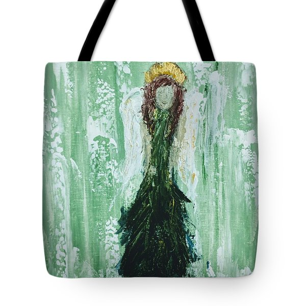 Irish Angel  Tote Bag