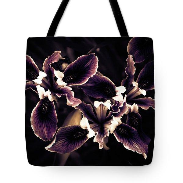 Irresistible Iris Tote Bag