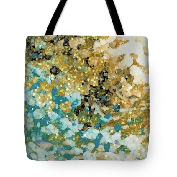 Isaiah 26 3. In Perfect Peace Tote Bag