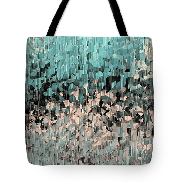 Isaiah 48 17. Walking In The Spirit Tote Bag