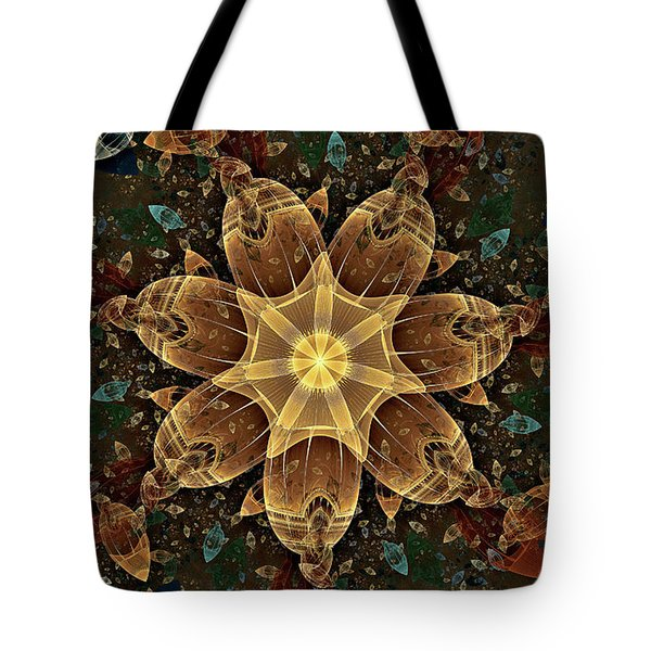 Tote Bag featuring the digital art Isaiah by Missy Gainer