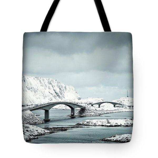 Island Hopping Tote Bag