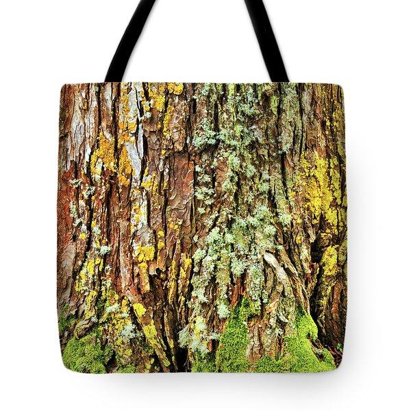 Island Moss Tote Bag