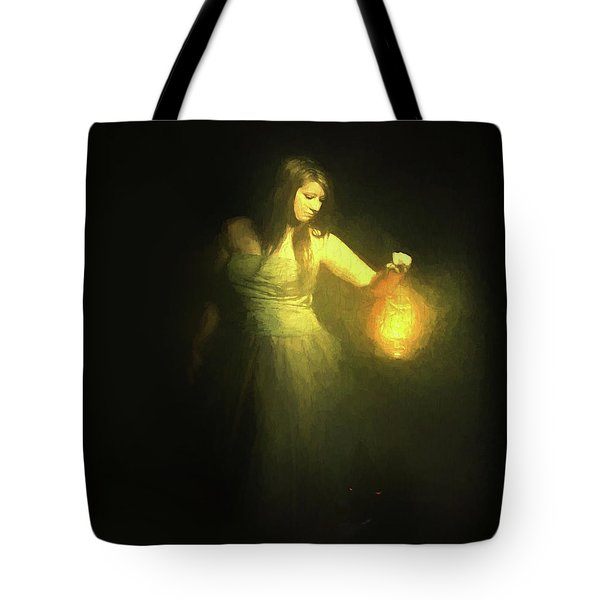It Beckons Me Tote Bag
