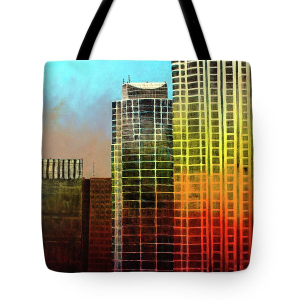 It Takes A Rainbow Tote Bag