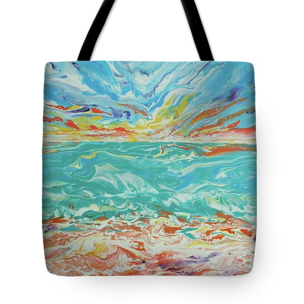 It's A Beach Day Tote Bag