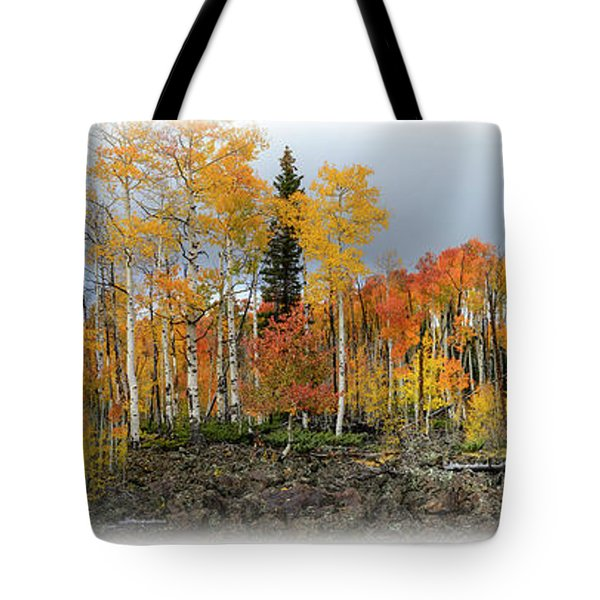 It's All About The Trees Tote Bag