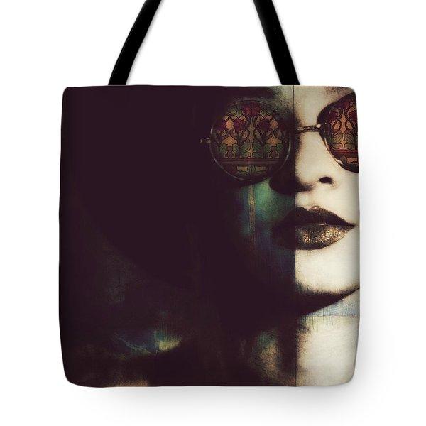 I've Got You On My Mind Tote Bag