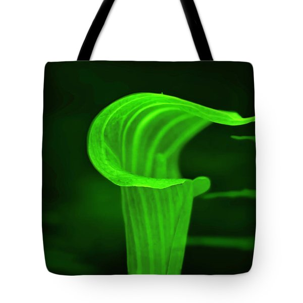 Tote Bag featuring the photograph Jack And Fern by Meta Gatschenberger