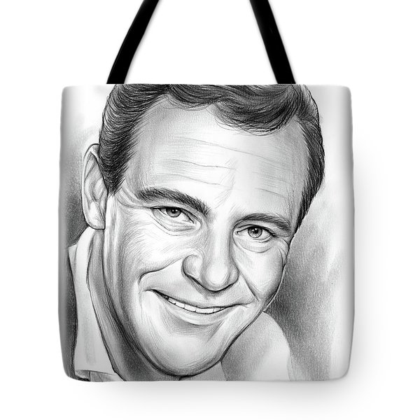 Jack Lemmon Tote Bag