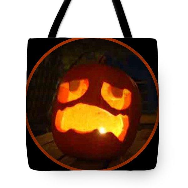 Jack O Lantern 2018 Tote Bag