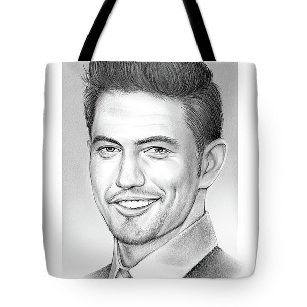 Jackson Rathbone Tote Bag