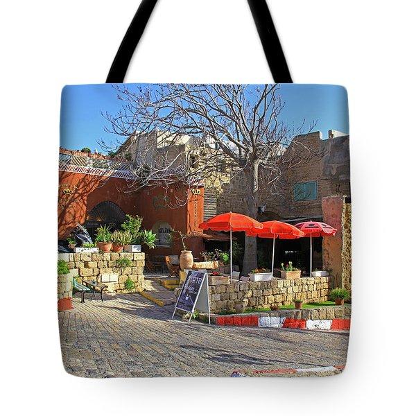 Jaffa, Israel Tote Bag