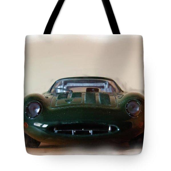 Jaguar Xj13 Tote Bag