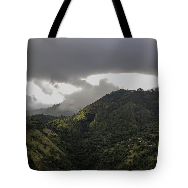 Jamaican Blue Mountains Tote Bag