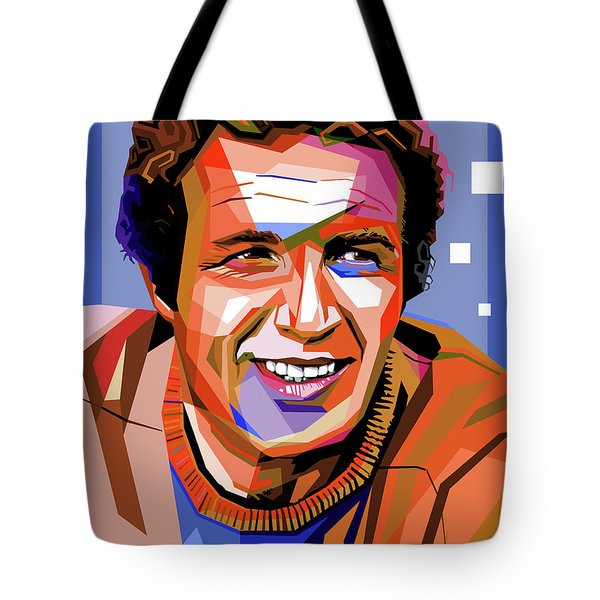 James Caan Tote Bag