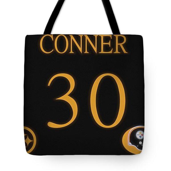 James Conner Jersey Tote Bag