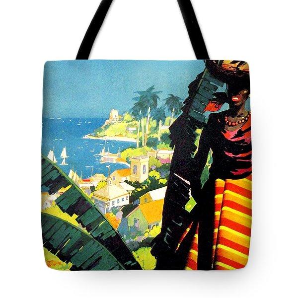 Jamiaica Tote Bag