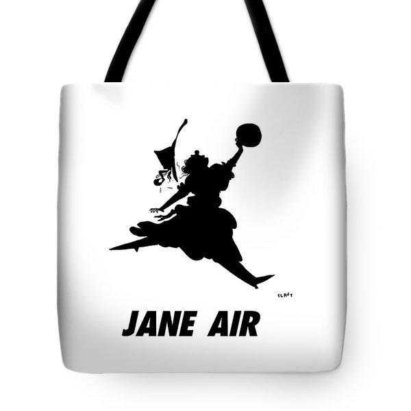 Jane Air Tote Bag