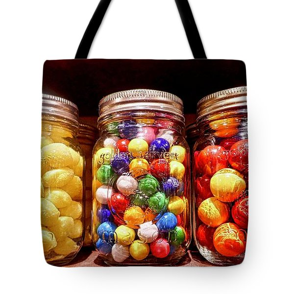 Jaw Breakers Tote Bag